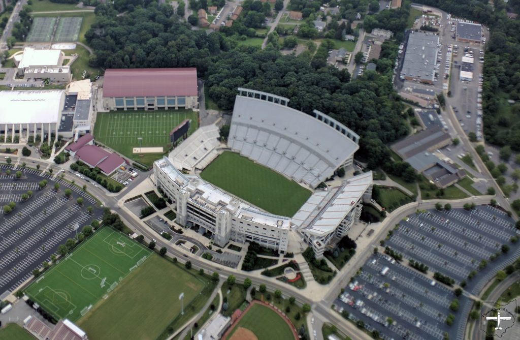 Lane Stadium / Worsham Field