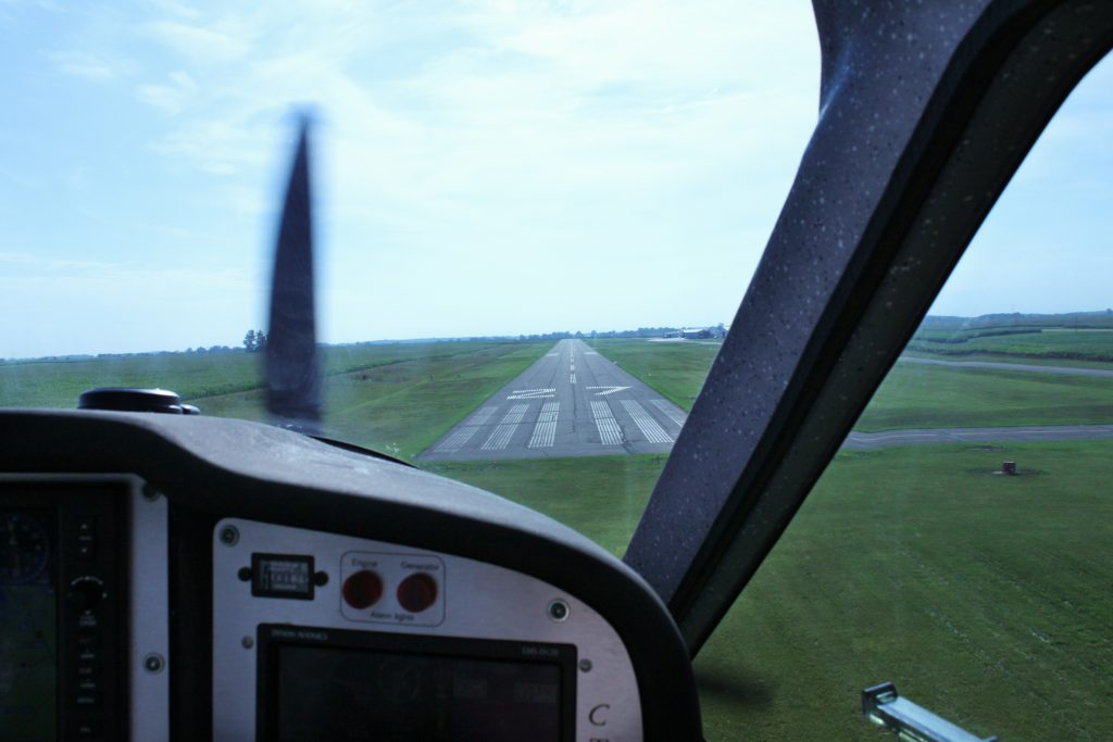 Madison County Airport (KUYF)