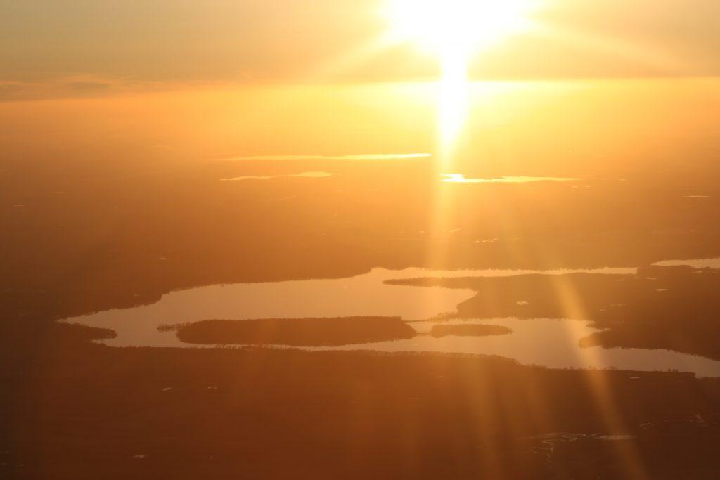 Albert Lea Lake, MN