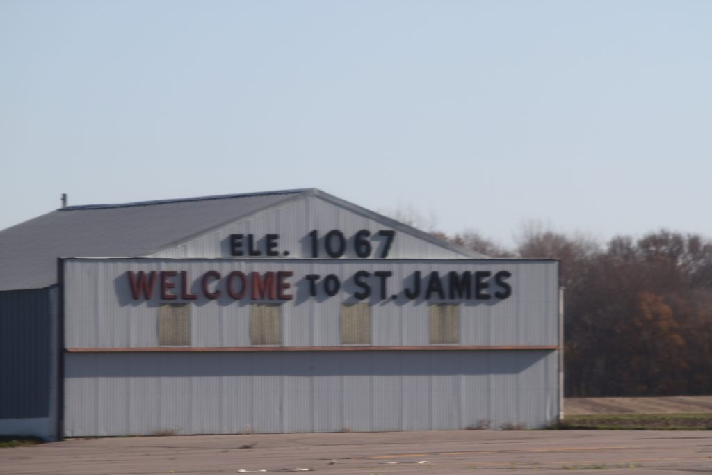 St. James Airport
